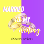 Married to My Writing podcast, self published authors, interviews, the blakk dahlia, alexcina brown